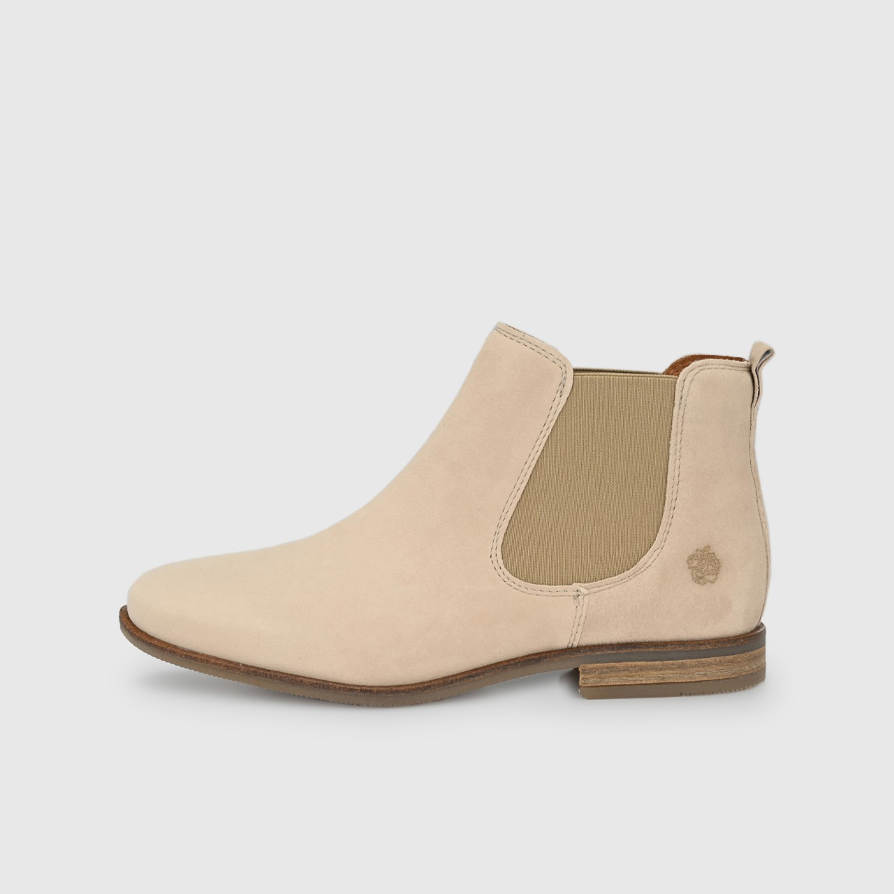 MANON Suede Taupe