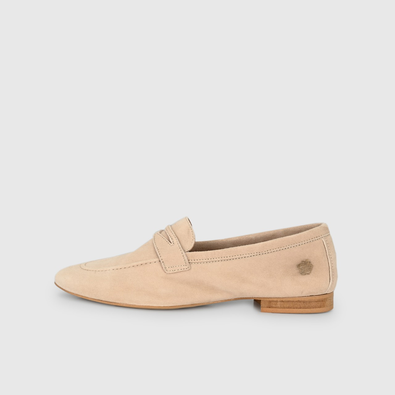 Zoe Suede Taupe